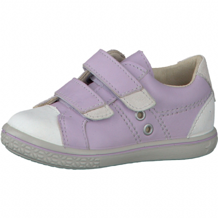 Ricosta NIPY Leather Velcro Trainers (Lilac)